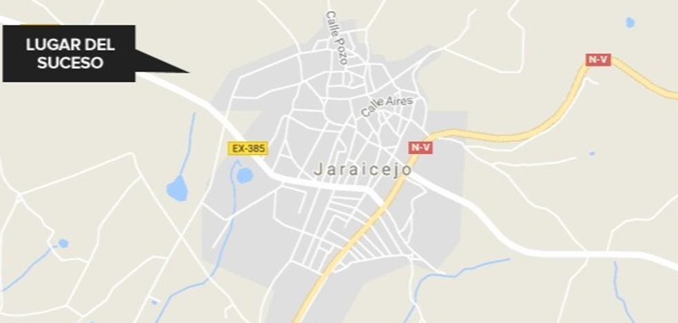 Un hombre de 68 años resulta herido por una caída de bici en Jaraicejo