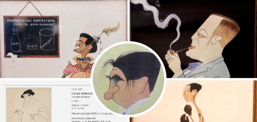 Amenazas por una caricatura de Burgos Capdevielle