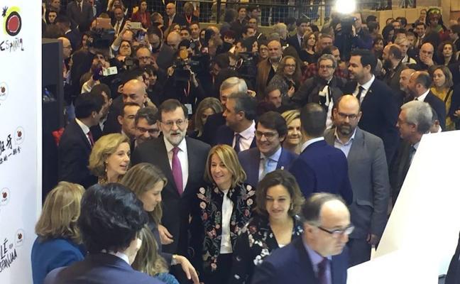 Las Ciudades Patrimonio, entre ellas Cáceres y Mérida, festejan en Fitur el 25 aniversario de la red