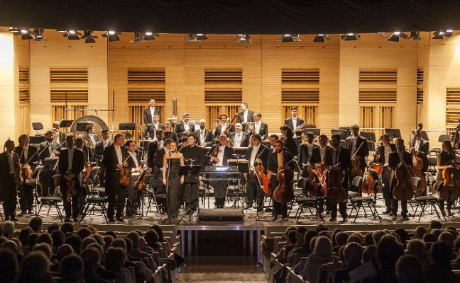 La Orquesta de Extremadura vuelve al Palacio de Congresos
