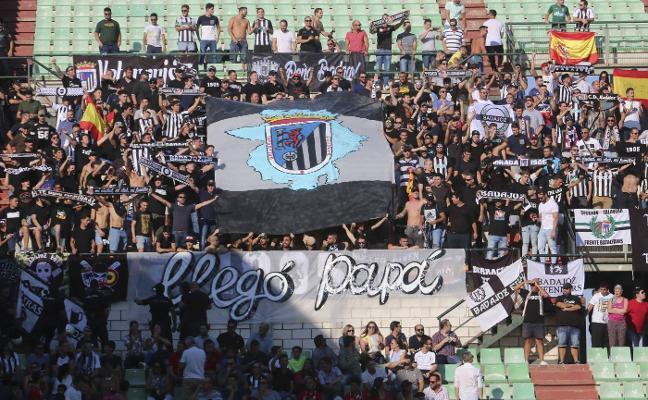 El Badajoz no caminará solo en Huelva