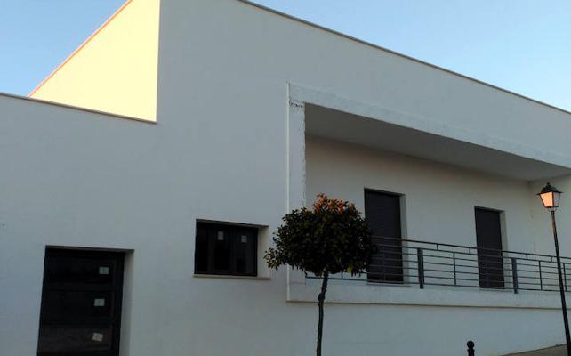 La ampliación de la Residencia de Mayores de La Zarza finalizará antes del verano
