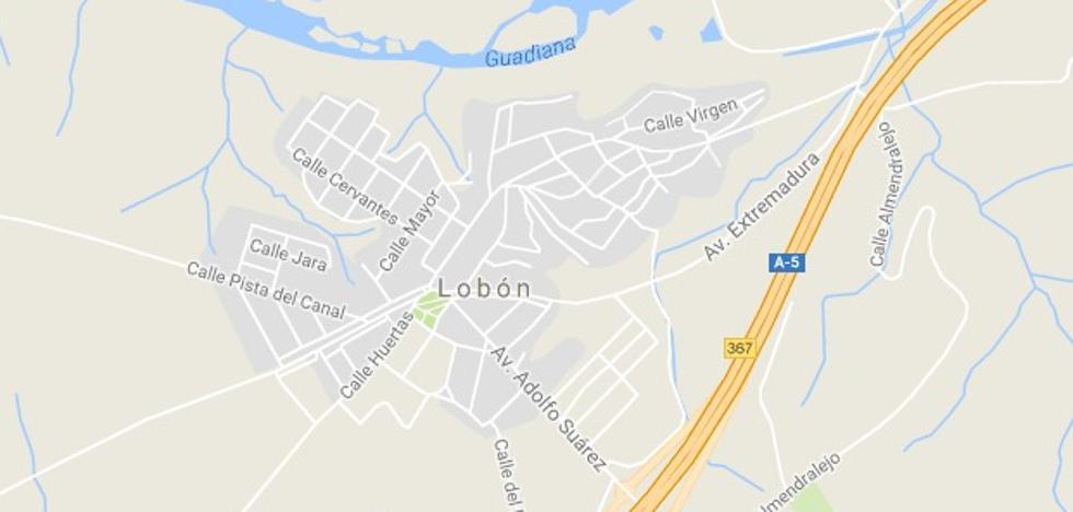 Cuatro vehículos implicados en una colisión sin heridos en la A-5 a la altura de Lobón