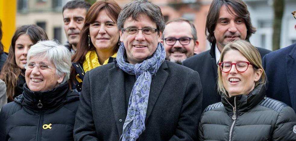 La Fiscalía avisa a Puigdemont de que su inmunidad no puede derivar en «impunidad»