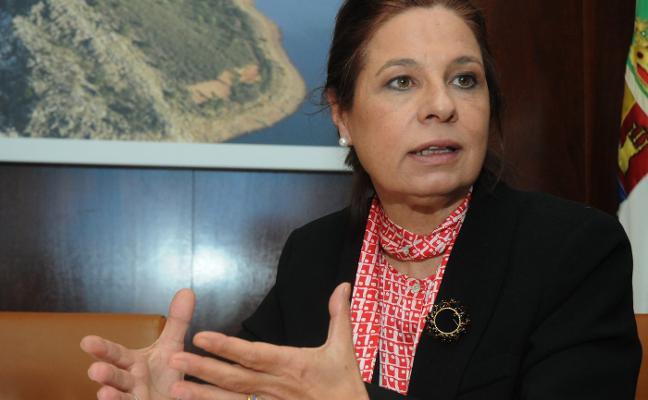Pilar Blanco: «No se reducirán las horas lectivas mientras la ley no lo permita»