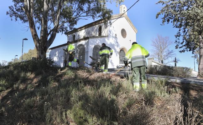 El Paseo Alto celebra hoy la romería de los Santos Mártires