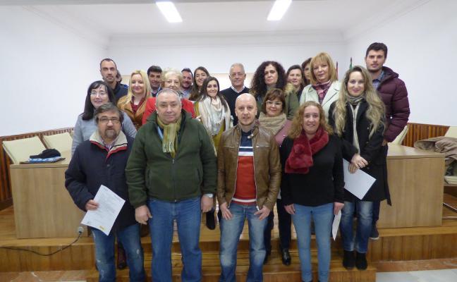 Finalizan las Escuelas Profesionales 'Castuera Identidad' y 'Terra Serena'
