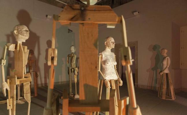 Exposición 'Identitas' en el Palacio de Moctezuma
