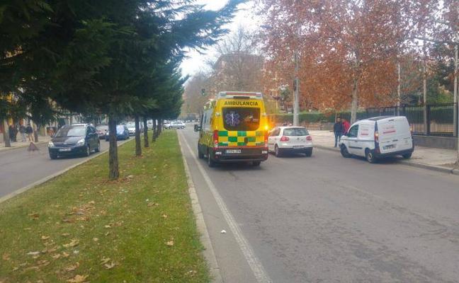 Un hombre de 49 años resulta herido tras sufrir un atropello en Badajoz