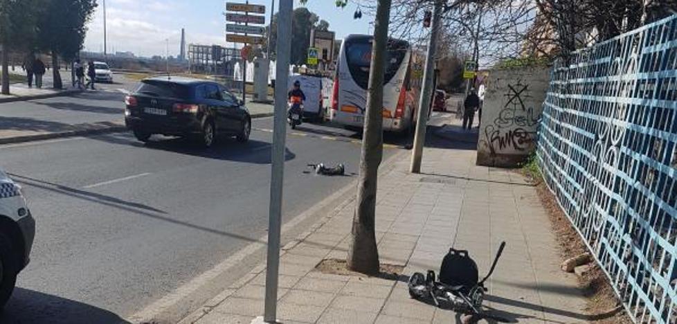 El conductor del autobús que atropelló al niño en Badajoz dio negativo en alcohol y drogas
