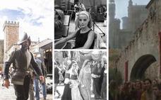 Cáceres explota sus escenarios de rodaje en un plano turístico