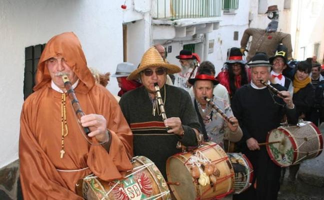 El Carnaval Hurdano estrenará su declaración como Fiesta de Interés Regional en Robledo