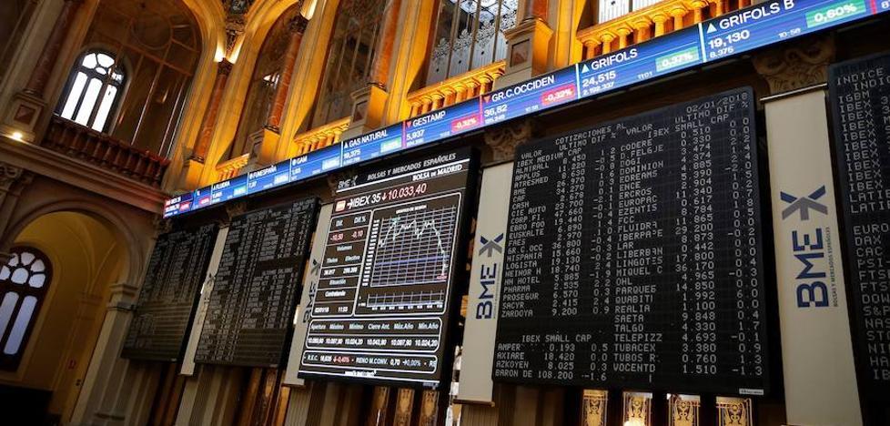 El Ibex sube un 1% y cierra en máximos desde agosto