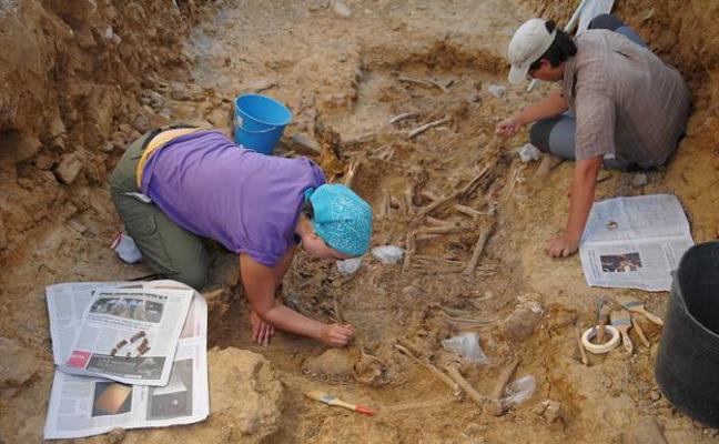 Se expone en Montijo 'Tras las huellas de la Memoria Histórica en Extremadura'