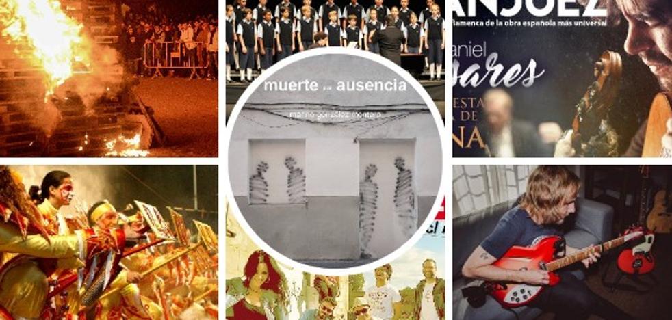 Neuman, las Candelas y el Concierto de Aranjuez, estrellas del fin de semana