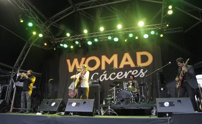 Womad abre la convocatoria para las bandas extremeñas