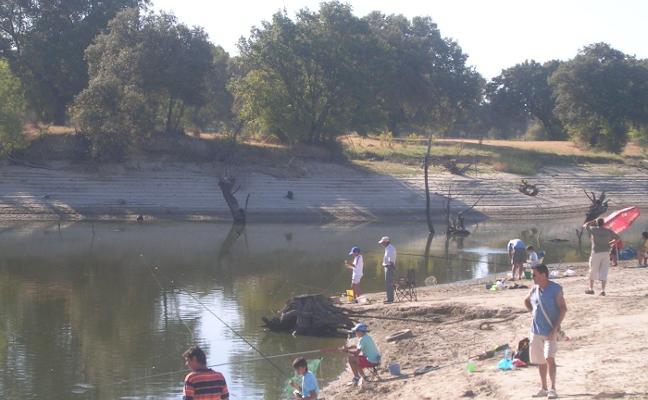 Amplían el coto de pesca Arroyo Barrancas Altas en Rosalejo