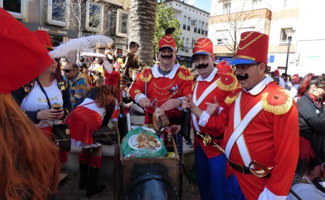 Un concurso premiará los mejores escaparates de Carnaval moralo