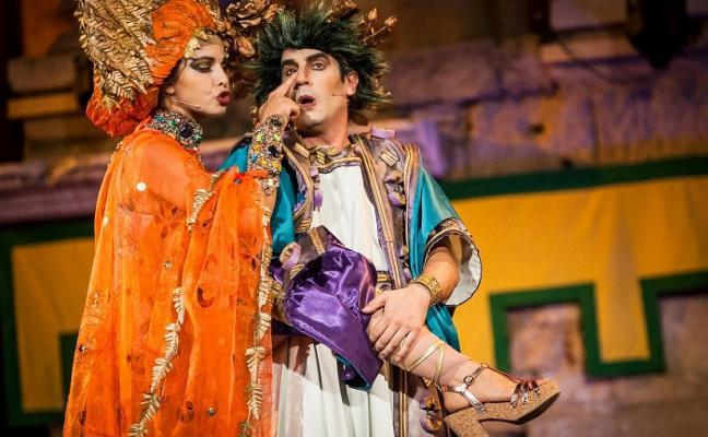 'Los gemelos' estrenan el ciclo teatral 2018 en Monesterio
