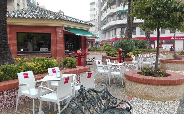 Adjudican el quiosco de Espronceda por 156 euros al mes