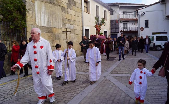 Navaconcejo festejó al Taraballo