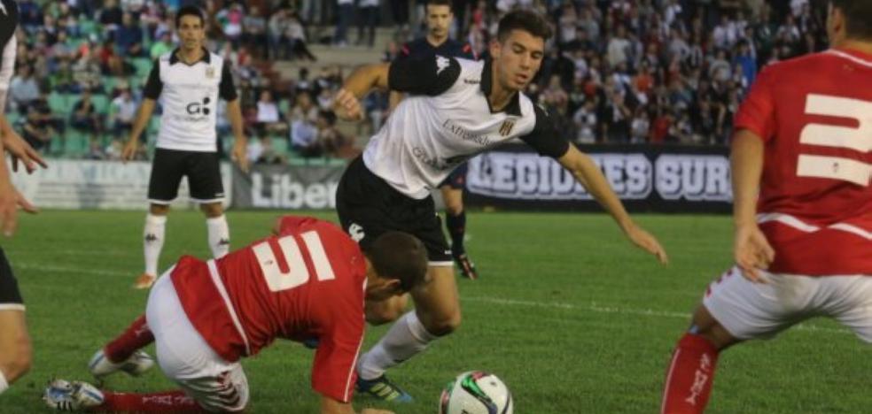 Borja García vuelve a casa con el Villanovense