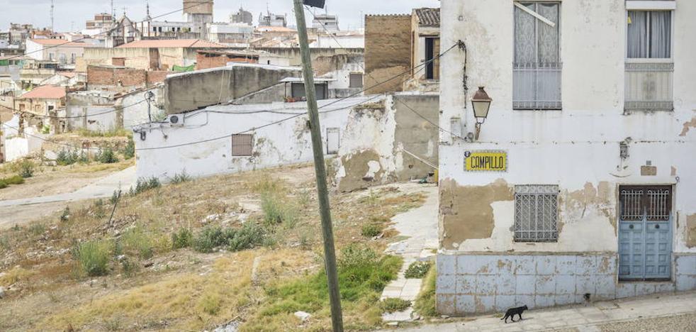 32 ideas compiten por la rehabilitación del Campillo de Badajoz