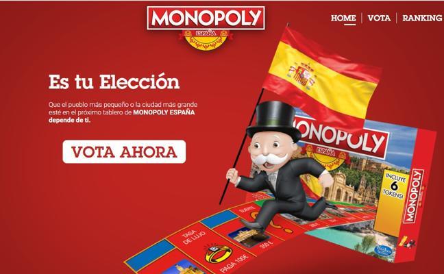 Moraleja quiere salir en el Monopoly