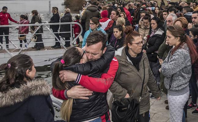El padre del niño atropellado en Badajoz al conductor: «Quiero que sepas que no tienes nada de culpa»