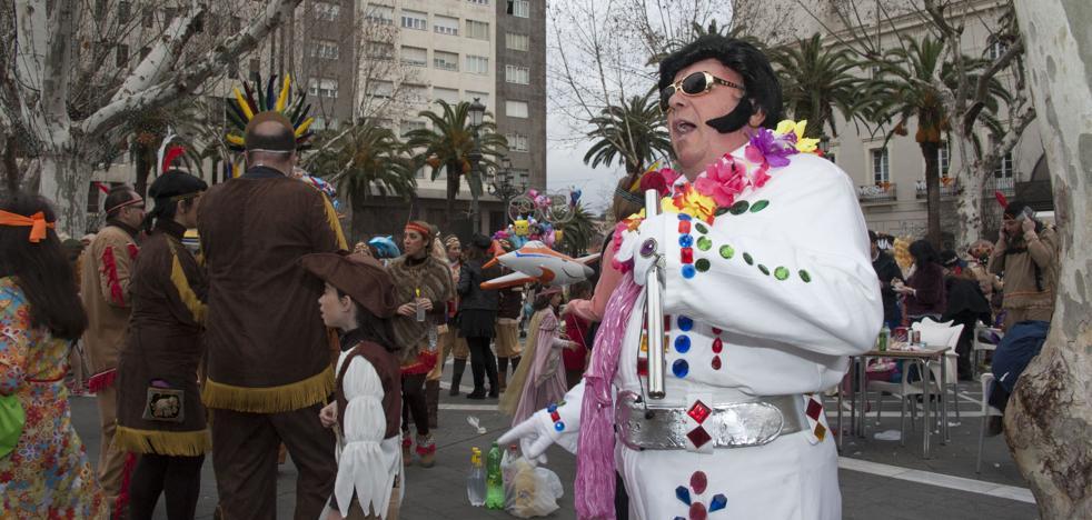 Badajoz tendrá más actividades el sábado de Carnaval