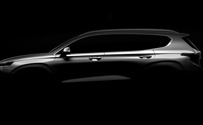 Hyundai presentará el nuevo Santa Fe en el Salón de Ginebra