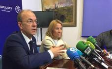 Monago: «No tiene sentido una mina en el corazón de Cáceres»
