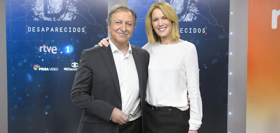 TVE vuelve a buscar 'Desaparecidos' 20 años después con el favor de la audiencia