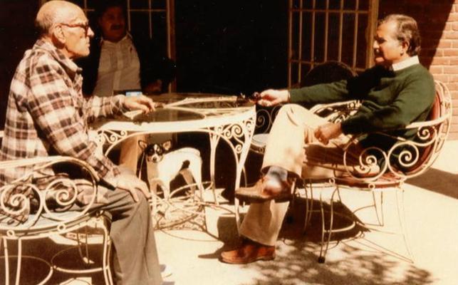 La admiración inconclusa de Carlos Fuentes a Luis Buñuel
