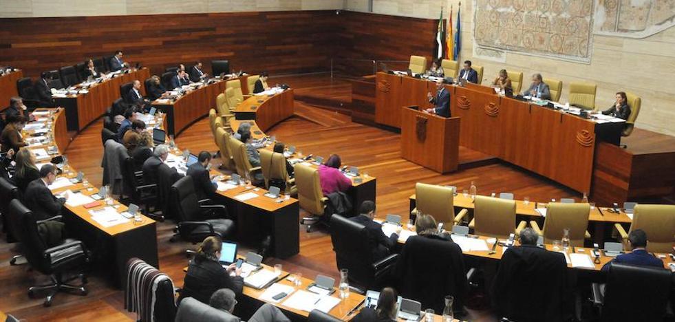 El PP se queda solo en la Asamblea en su defensa de la prisión permanente revisable