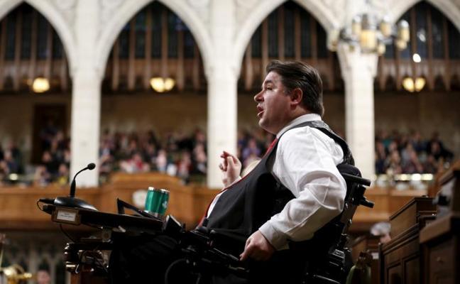 Dimite el ministro de Deportes de Canadá acusado de acoso sexual
