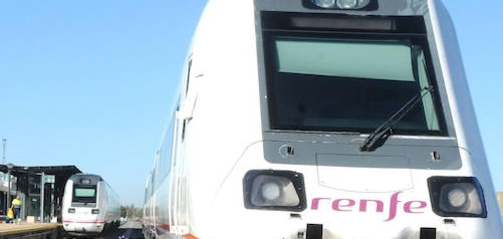 Begoña García Bernal analizará la situación del tren en la región con altos cargos de la Unión Europea