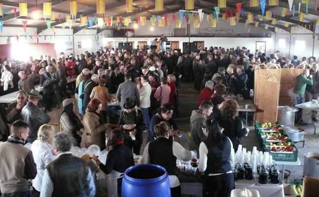 Homenajean a los ganaderos de Toril con motivo de las fiestas de San Blas