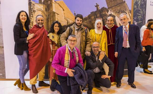 Presentada en Fitur, como oferta turística, la obra 'Ines de Herrera, la niña profeta'