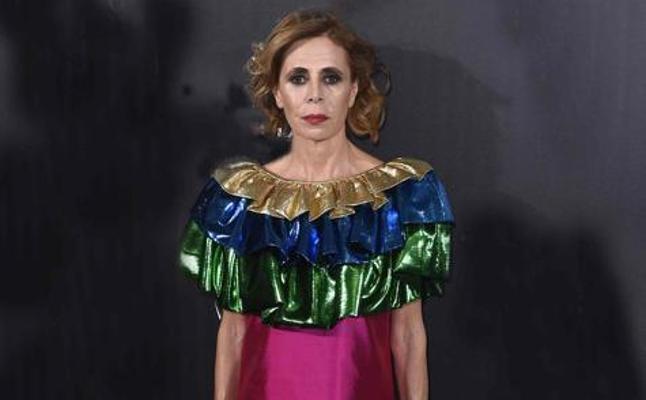 Así ha perdido Ágatha Ruiz de la Prada 18 kilos