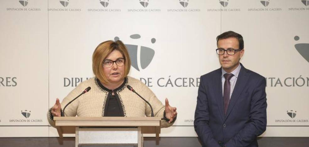 Las diputaciones invertirán siete millones en mejorar tres carreteras interprovinciales