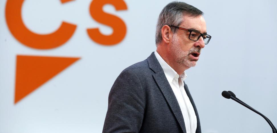 Ciudadanos insta al Gobierno a poner fecha ya para el debate del estado de la Nación