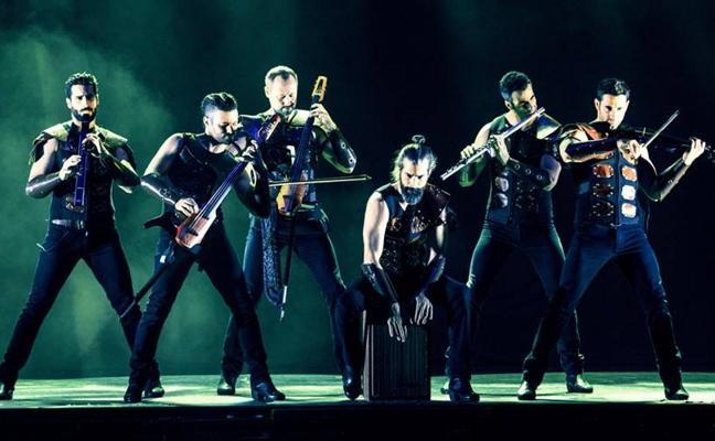 Los Vivancos presentan en Badajoz su espectáculo 'Nacidos para bailar'