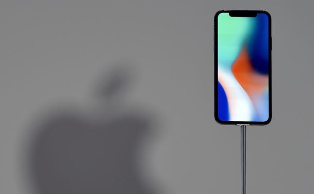 Apple reduce a la mitad la producción del iPhone X por la baja demanda