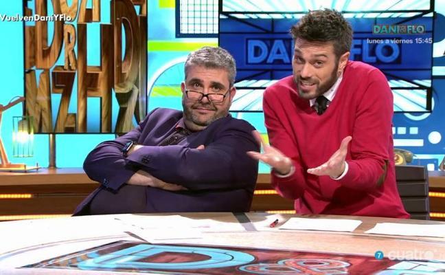 Cuatro cancela 'Dani & Flo'