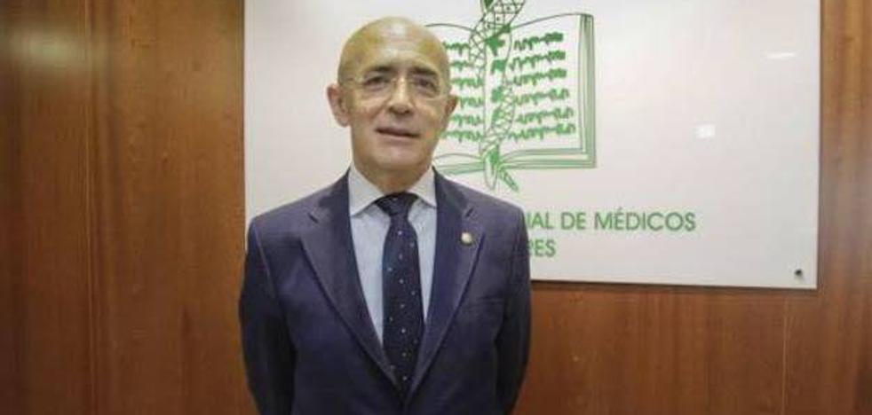 Carlos Arjona es el nuevo presidente de los médicos extremeños