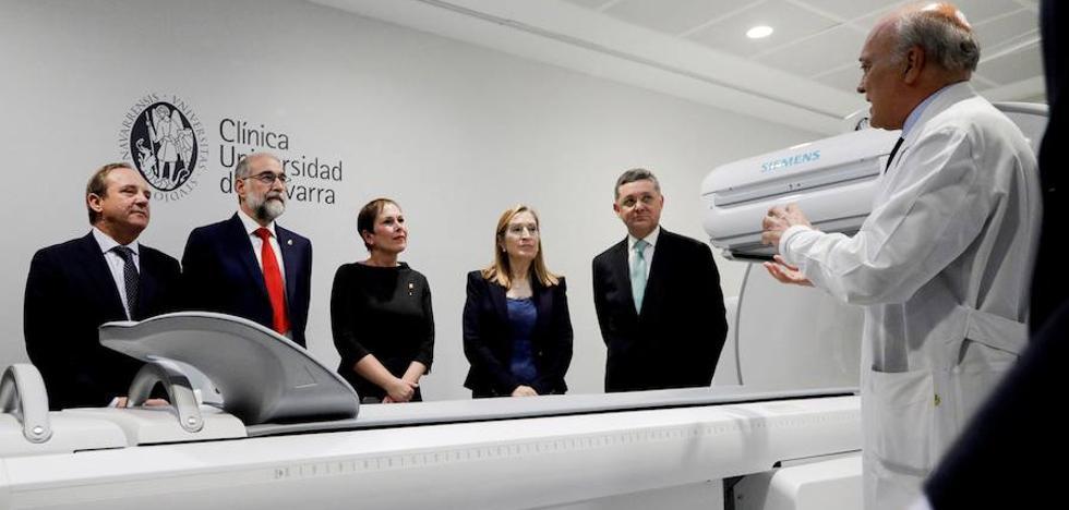 La Clínica Universidad de Navarra abre una sede en Madrid «para aprender»