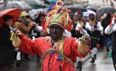 Los Negritos bailarán este fin de semana en Montehermoso
