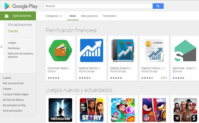 Google encontró más 'malware' que nunca en su Play Store