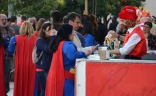 El alcalde de Badajoz defiende las barras en el Casco Antiguo durante el carnaval
